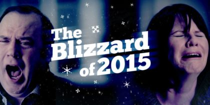 The Blizzard of 2015